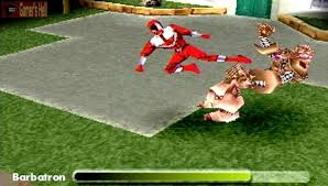 power rangers playstation