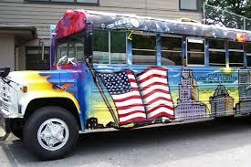 bus fun