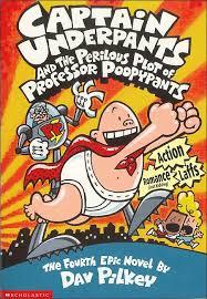 captain underpants professor poopypants