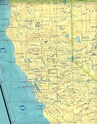 california county boundaries