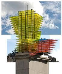 coloured plexiglass