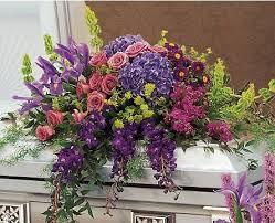 casket sprays for funerals