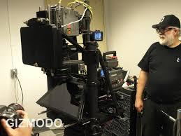 movie making camera