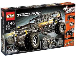 lego technic offroader