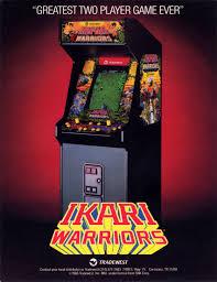 ikari warriors arcade