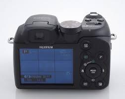 fujifilm finepix s1000fd black