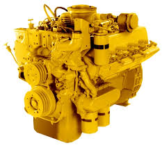 cat diesel motors