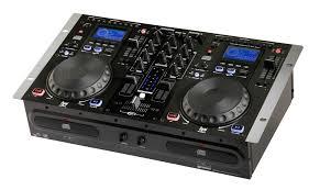 dual cd mixers