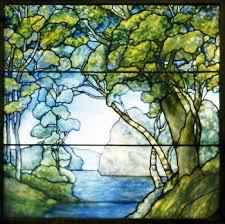 glass landscape