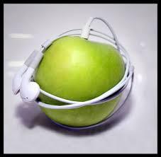 green ipod mini