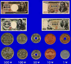 picture of japanese money