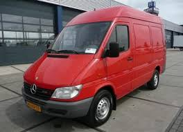 mercedes benz sprinter 308