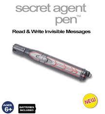 secret agent toy