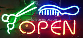 neon advertising signs