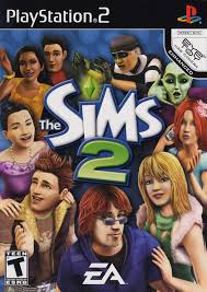 ps2 the sims2