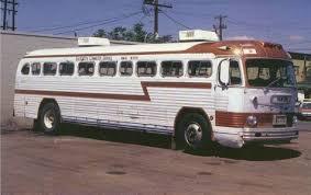 general motors bus