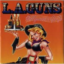 L.A. Guns - Crystal Eyes