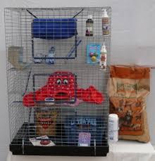 huge ferret cage
