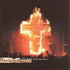 manson albums