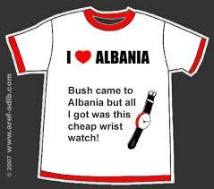 bush tshirt
