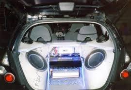 custom auto stereo