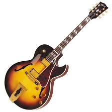 archtop electric guitar