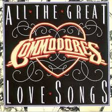 commodores love songs