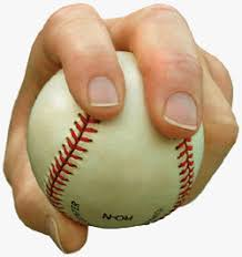 pitching baseballs