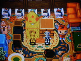 animal crossing houses