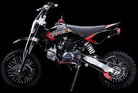 100cc pitbike