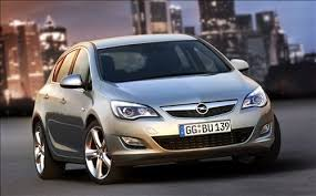 cars astra