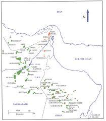 oman oil fields