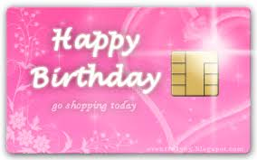 birthday animated card