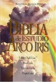 biblia arcoiris
