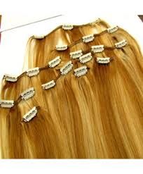 clip on weave