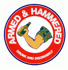 armed and hammered