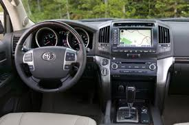 land cruiser interior