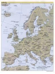 peninsulas de europa