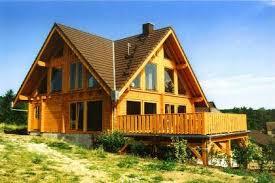 log cabins house