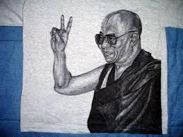 dalai lama t shirt
