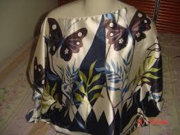 blusas de cetim