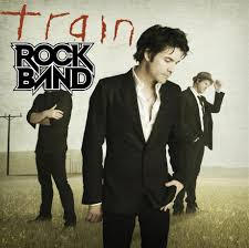rock band train