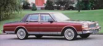 1987 caprice classic
