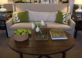 green toss pillows