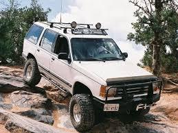 94 ford explorer 4x4