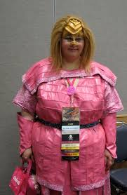 science fiction costume