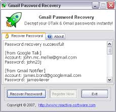 hacking gmail password