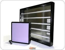 large light box
