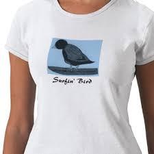 birding t shirts