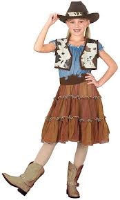 cowgirls costume
